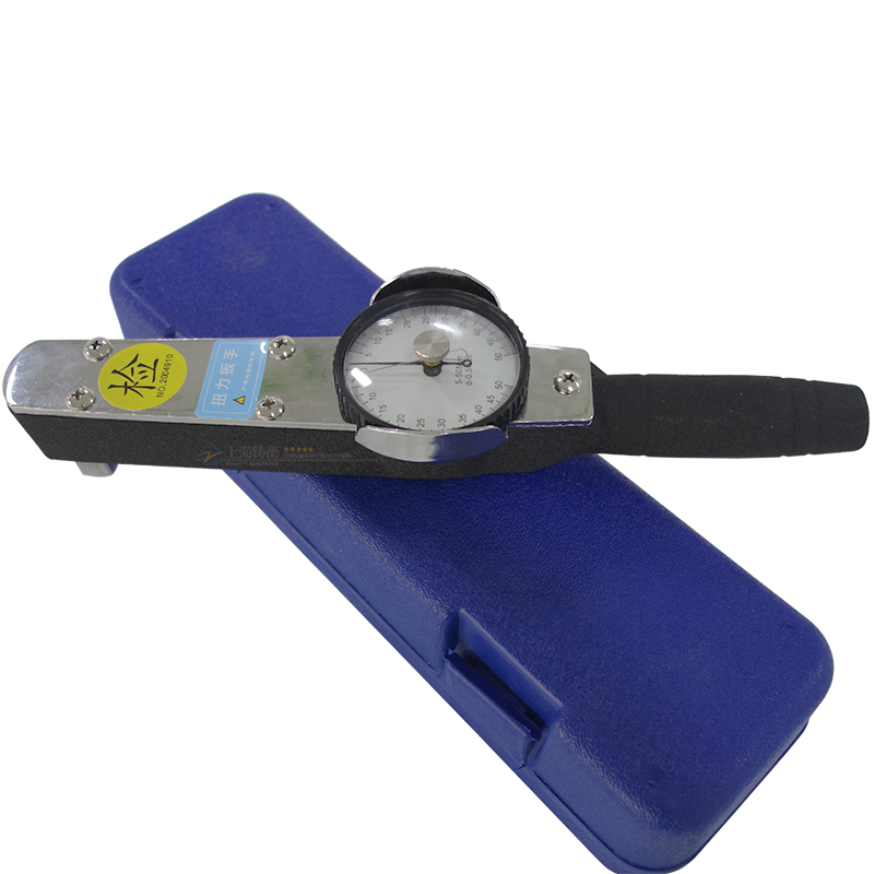 带刻度的表盘式扭矩扳手,带刻度扭矩检测扳手,SGA
