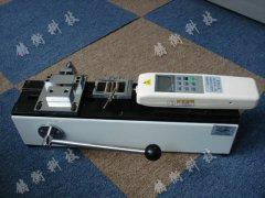 卧式线束端子拉力测试机