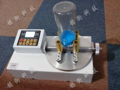矿泉水瓶盖扭力测试仪
