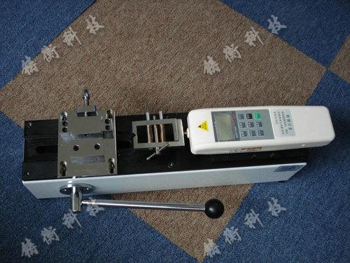 端子拉力测试仪),它是专用于检测各种线束接线端子的